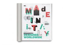IL #40, Cover + Coverstory on the Behance Network