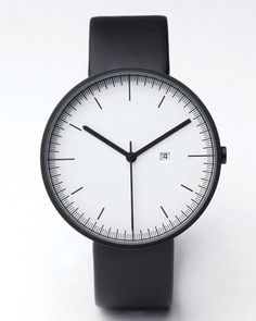 Need Supply Co. / Uniform Wares / 200 Series PVD Black/Black #pvd #200 #series #minimal #watch