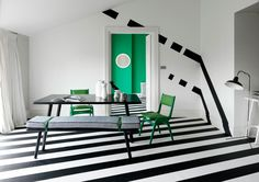 Beautiful Houses: Amazing Minimal and Colorful interior by Stylist Louisa Grey #interior #creative #beautful #colorful #minimal #houses