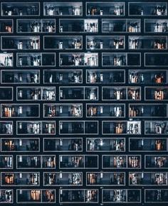 Striking Street Photos of Hong Kong by Donald Chan