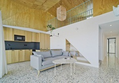 Mediterranean Beach House 4