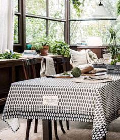 Tablecloth, H&M Home