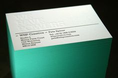 Cranes / Fresco Duplex letterpress business cards