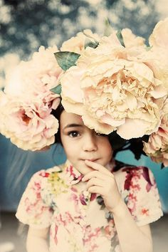 Busy Being Fabulous — — Page 3 #flower #photography #floral #girl