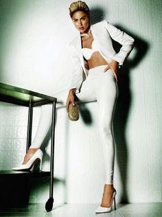 Doutzen Kroes for Vogue Brazil