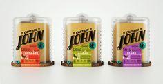 Captain John packaging by Galya Akhmetzyanova & Pavla Chuykina branding