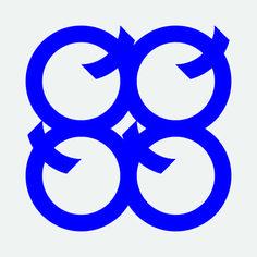 Typographic ligature, gg #gg #ligature #typography