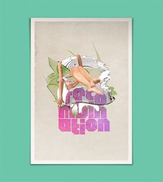 ICE CREAM FOR FREE™ #pink #collage #poster #grey