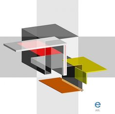 EURO Collection, Mod 4 | Flickr - Photo Sharing! #euro #architecture #art #geometric