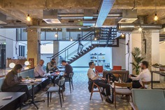 lounge, Ben Adams Architects