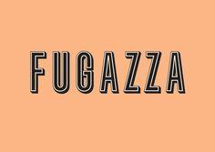 Fugazza #logotype #vintage
