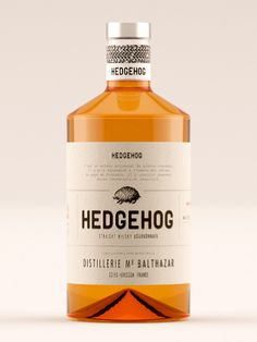 Hedgehog Whisky