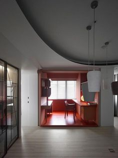 Vivid Color Apartment in the Downtown of Taipei City 8