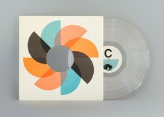 Simple Shapes: IWANT design Ltd | Art Direction #album #vinyl #print #clear