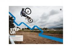 Giant | Advertising | JDK Design #mountainbike #design #advertising #photography #sports #action #typography