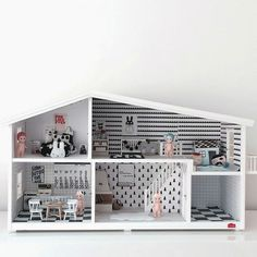 The Design Chaser: Instagram | Ideas + Inspiration #interior #design #decor #dollhouse #deco #kids #miniature #decoration