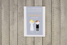 carolinebergsten.com #wedding #design #graphic #invitation