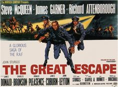 great+escape+2.jpg (1024×753) #poster
