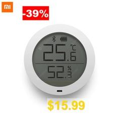 Xiaomi #Mijia #Bluetooth #Temperature #Humidity #Sensor #Thermometer #Smart #Digital #LCD #Screen #Hygrometer