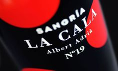 Sangría Lolea La Cala by Albert Adrià 02 #albert #cala #sangrãa #la #adriã #lolea