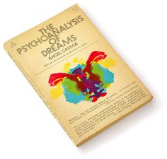 The Psychoanalysis of Dreams, 1967 | Book Worship™ #cover #book