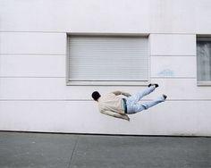 Denis Darzacq, La Chute #photography #fall #fly