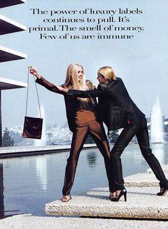 Ellen Von Unwerth for Vogue 1997