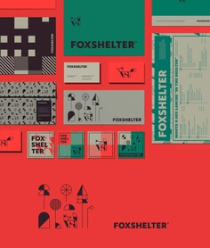 Foxshelter on Behance