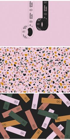 Platalea Studio Branding - Mindsparkle Mag Super Magic Friend designed the branding for Platalea – a creative studio based in Mexico City. #logo #packaging #identity #branding #design #color #photography #graphic #design #gallery #blog #project #mindsparkle #mag #beautiful #portfolio #designer