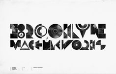 Brooklyn Machine Works by ~dualform on deviantART #graphic