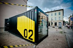 Mobile Design Container (Design Silesia) on Behance #container