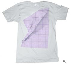 Pattern & Shape #grid #square #tshirt #tee