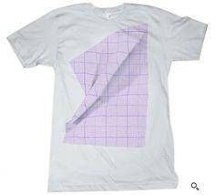 Pattern & Shape #grid #tshirt #tee #square