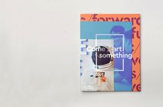 Brand identity and brochure design by MultiAdaptor for Google's co-working and event space concept Campus