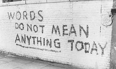 #words #signs #meaning #graffitti