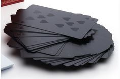 Monochromatic Deck of Cards ($1-20) - Svpply #cards #black