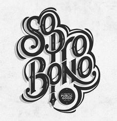 Typography / Sickness