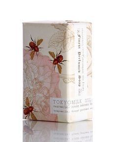 Beautiful Packaging from TokyoMilk #packaging