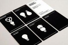 Gimme Bar | Visuelle.co.uk #design #graphic #cards