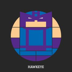 Projekt Sirkols #sknny #circles #avengers #marvel #hawkeye