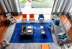 Casa IV in Sao Paulo suite arquitetos renovation casa iv 5 #interior #design #floor #flooring #rugs #carpets