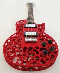 www.odd.org.nz #printed #diegel #guitar #olaf #atom #3d