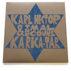 karl hector / stones throw #recordcover #vinyl #cardboard