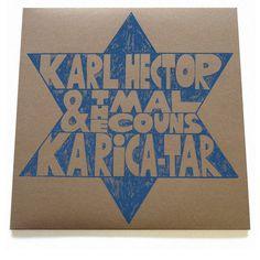 karl hector / stones throw #recordcover #vinyl #cardboard