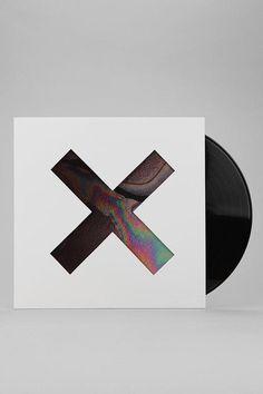 The XX #album #cover #lp #music #xx #band #cd