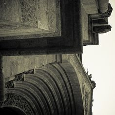 Architectural photography #gothic #architecture #buenos #cathedral #aires