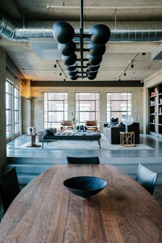 Amazing Transformation of a 1924 Los Angeles Warehouse 1