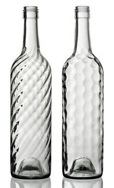 Glass - Bouteilles de verre