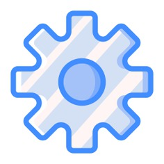 See more icon inspiration related to gear, cogwheel, settings, ui, Tools and utensils and configuration on Flaticon.