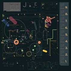 Cartografía Parque Chacabuco on Behance #abstract #infographic #design #digital
